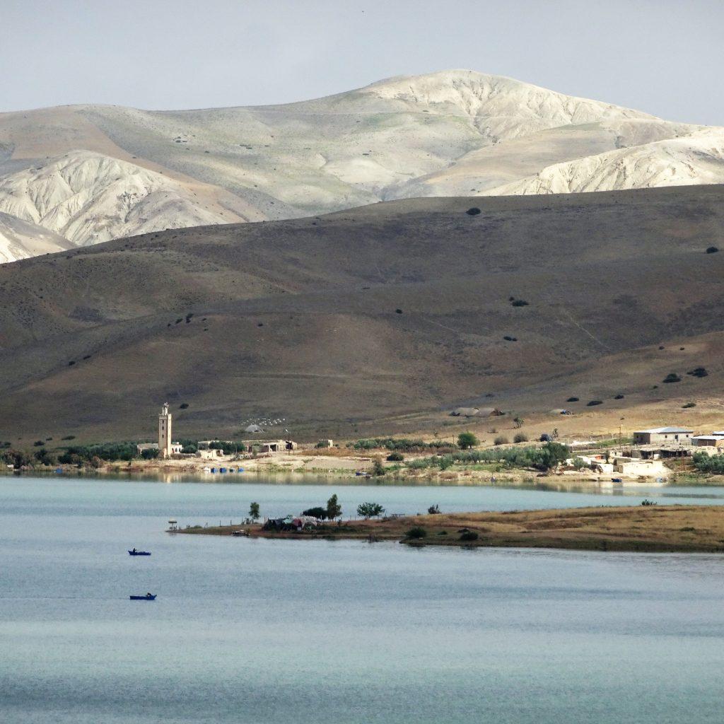lago marocchino