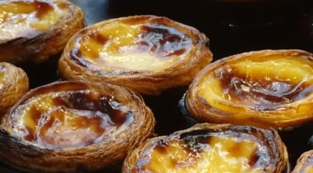 Lisbona , dolcezze, pasteis de nata
