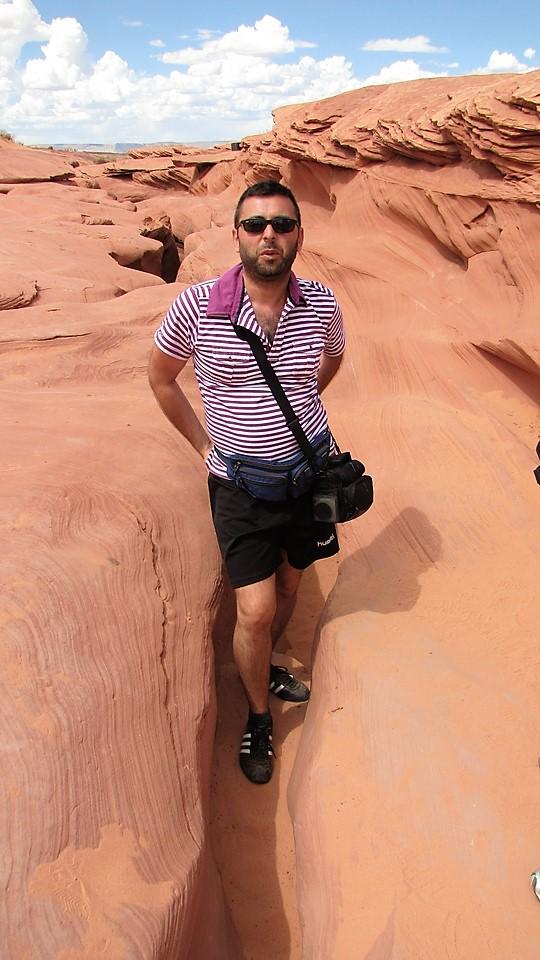 uscita da antelope canyon
