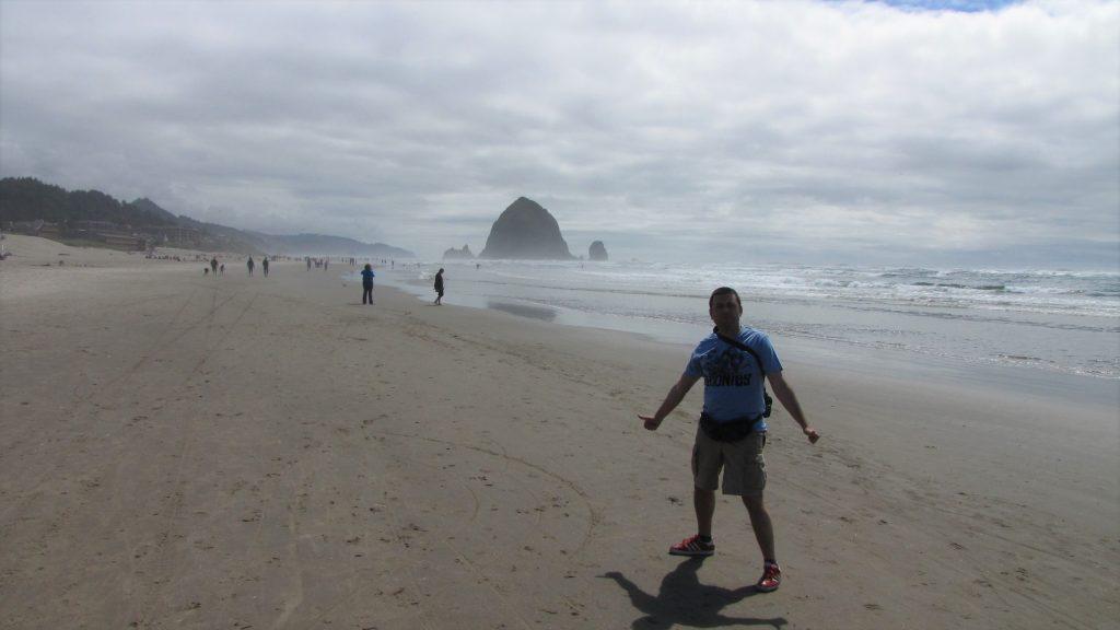 sulla spiaggia dei goonies un sogno che si avvera