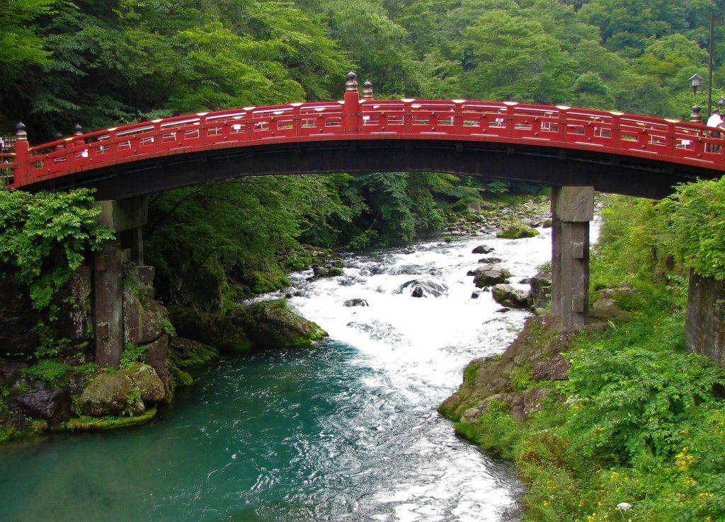 Nikko, ponte Shinkyo