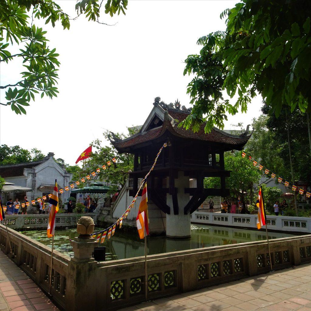Pagoda ad un solo pilastro, Hanoi