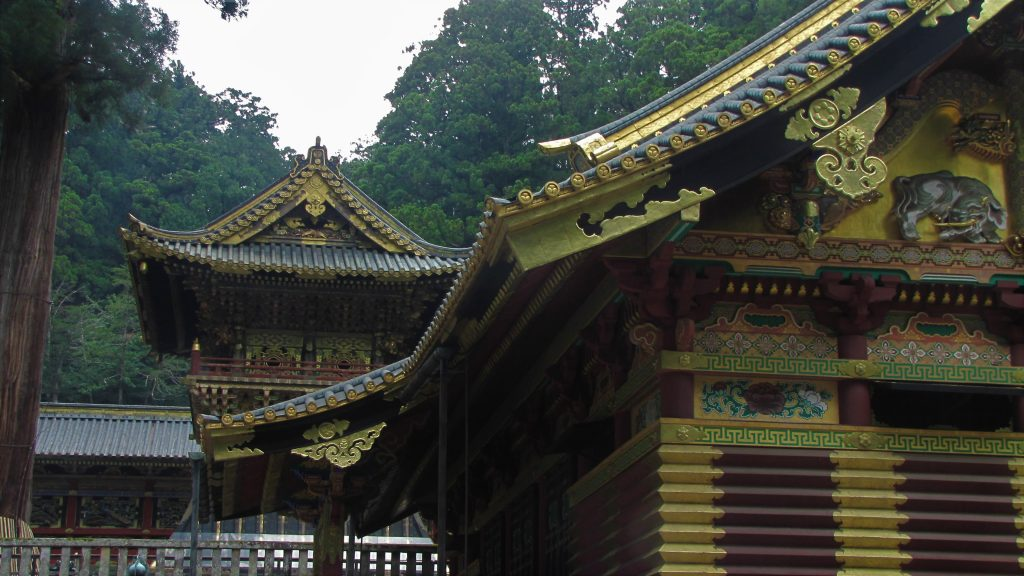 nikko , santuario Tosho-gu