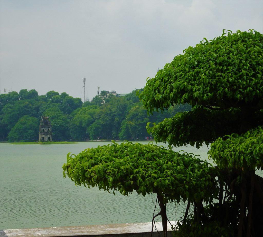 Hanoi, Torre della Tartaruga