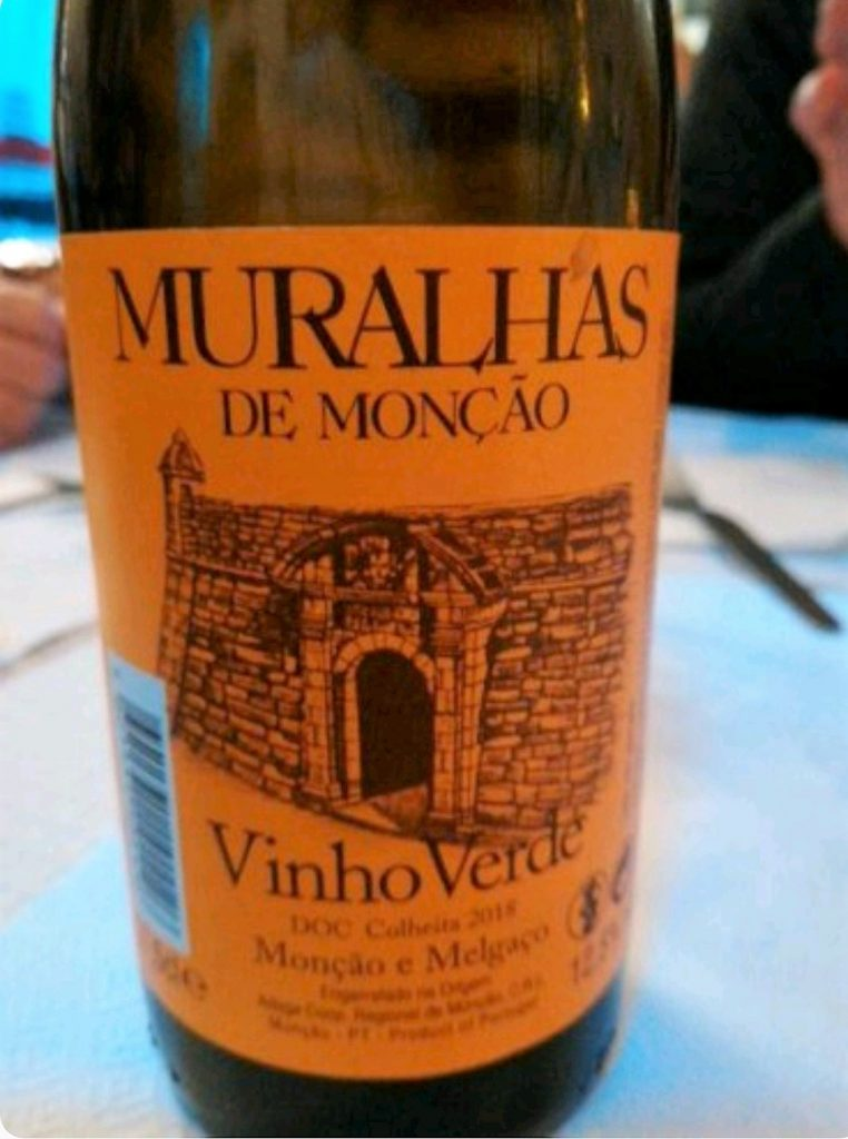 vinho verde portoghese