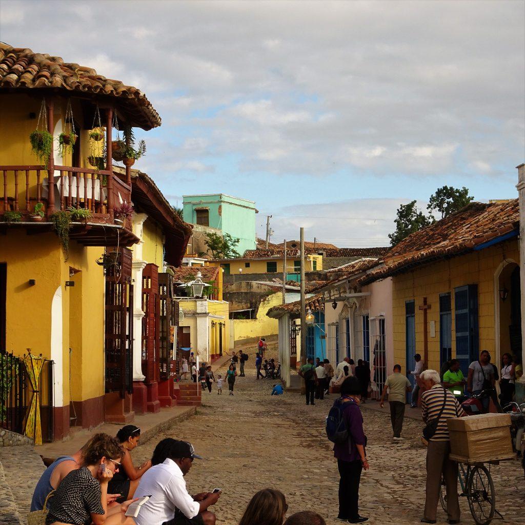 calle cristo trinidad