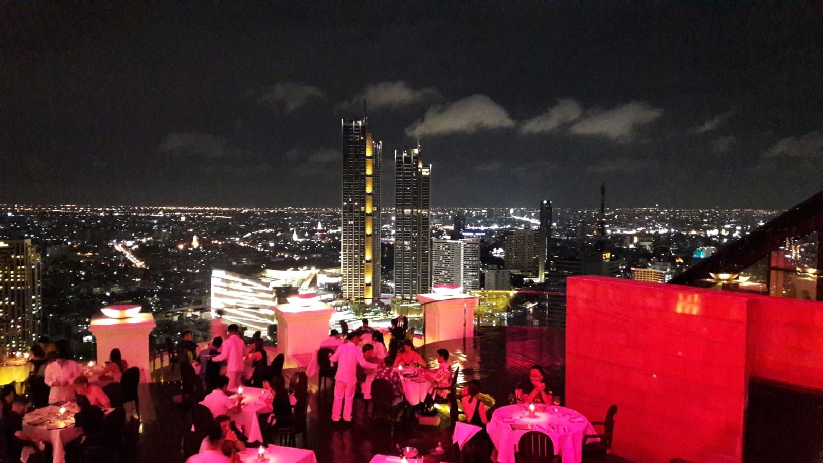rooftop bar lebua bangkok