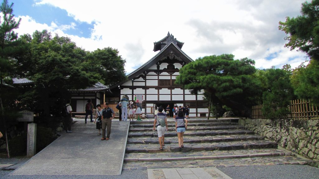 ingresso del tempio Arashiyama