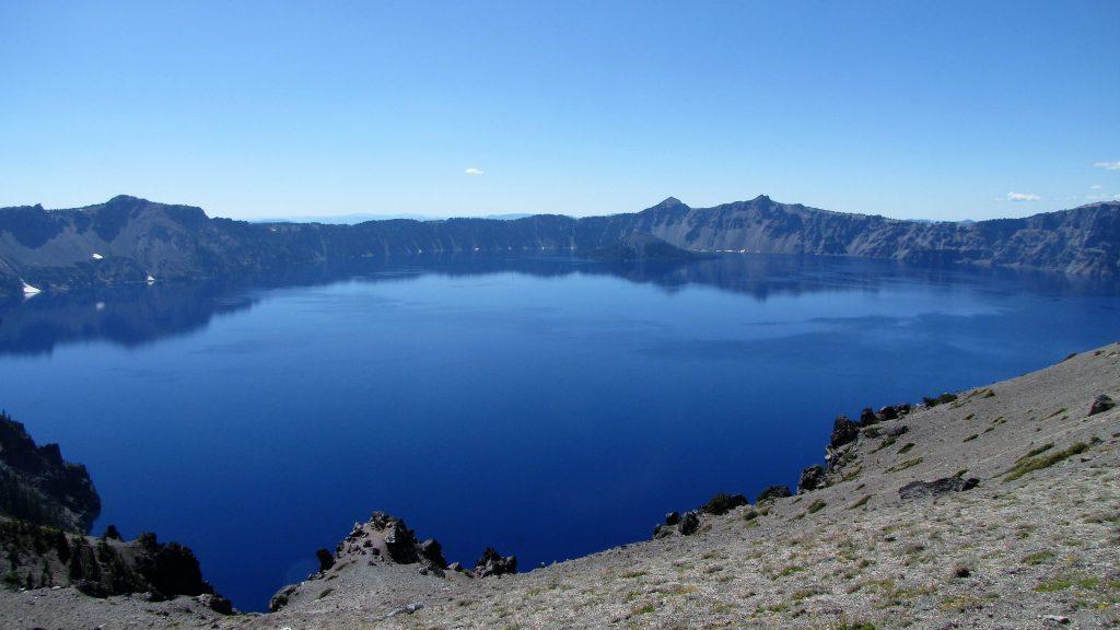 crater lake da cloudcap overlook