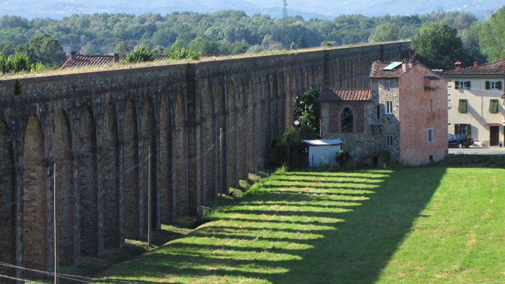 panorama acquedotto