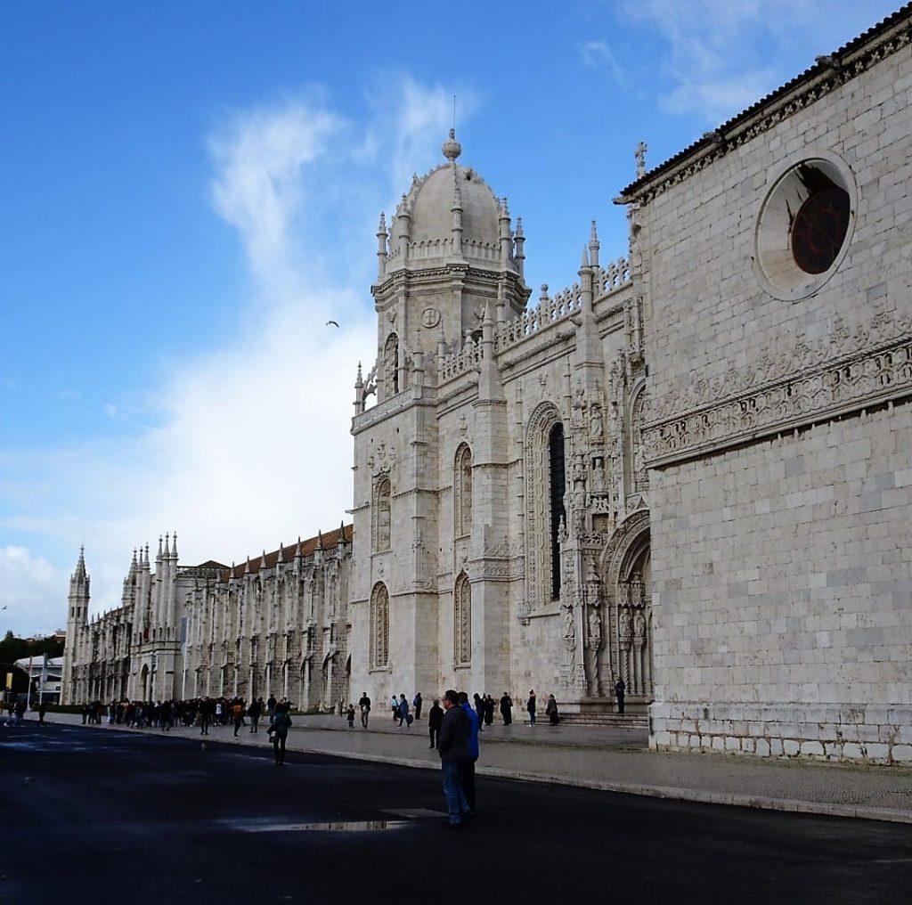 mosteiro dos jeronimos lisbona