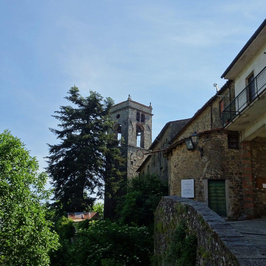 torre campnaria, medicina svizzera pesciatina