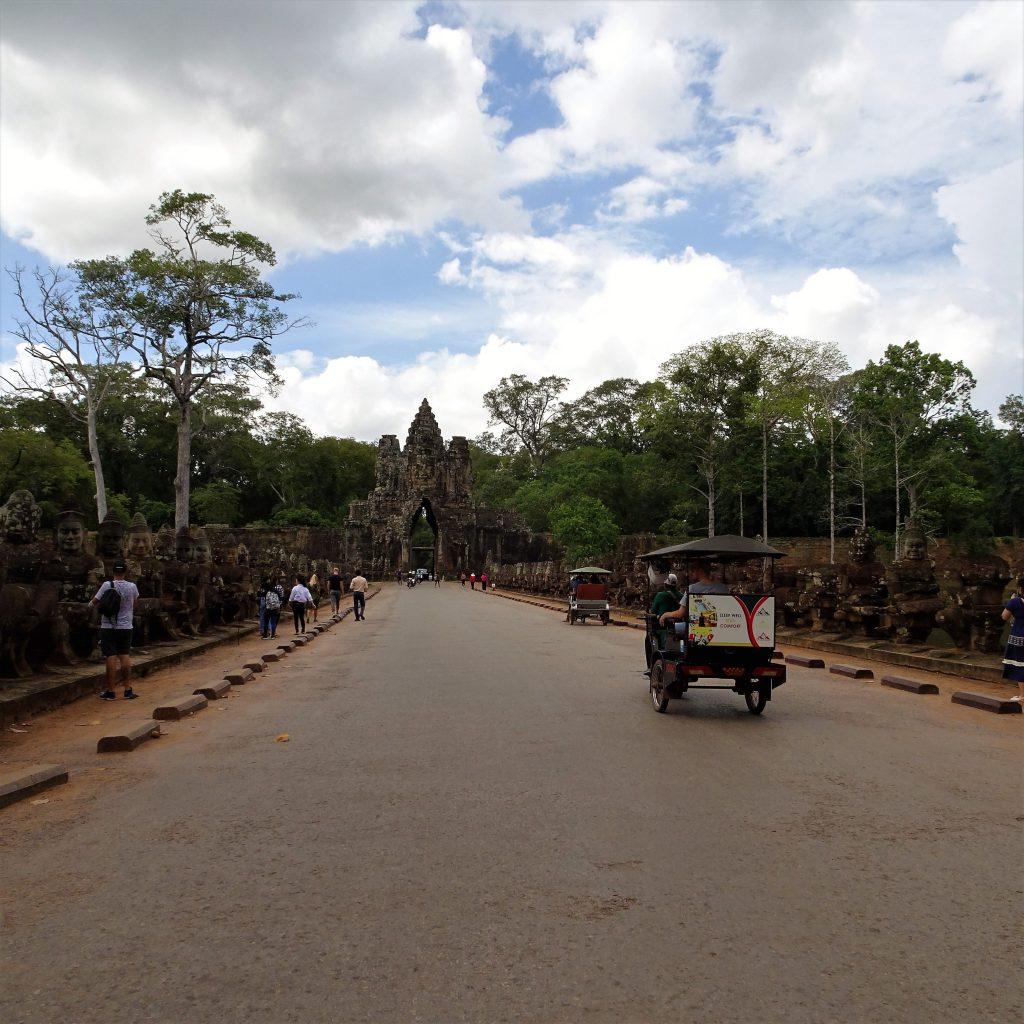 porta angkor thom