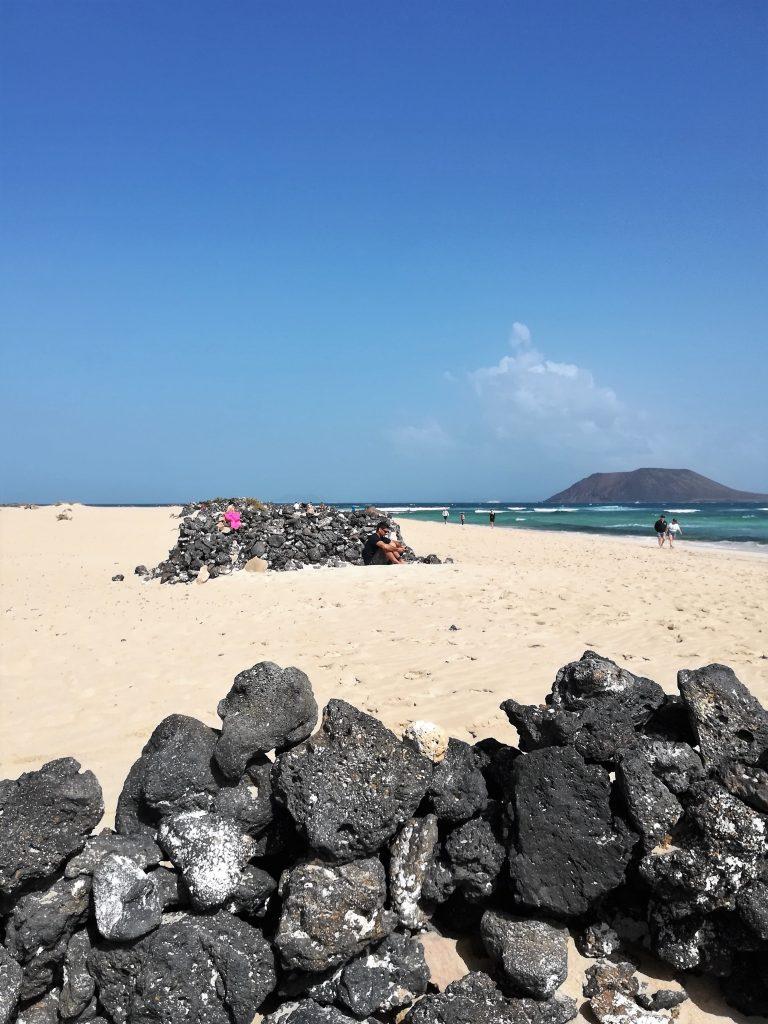 nidi di pietra a fuerteventura