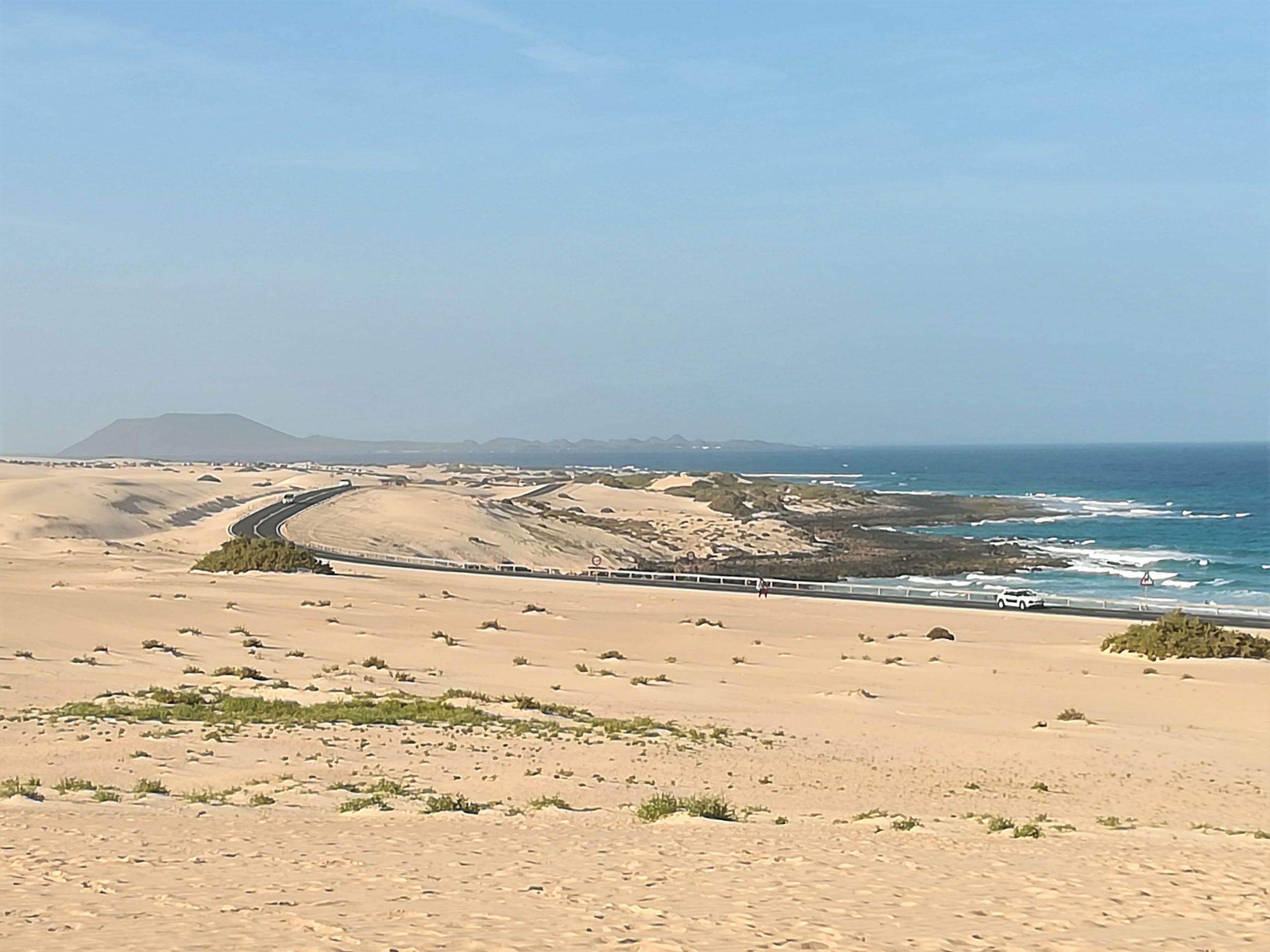 dune a fuerteventura