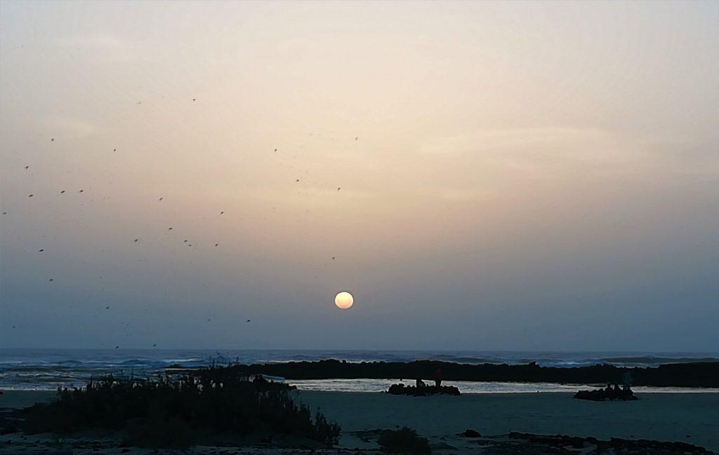 tramonto ad el cotillo fuerteventura
