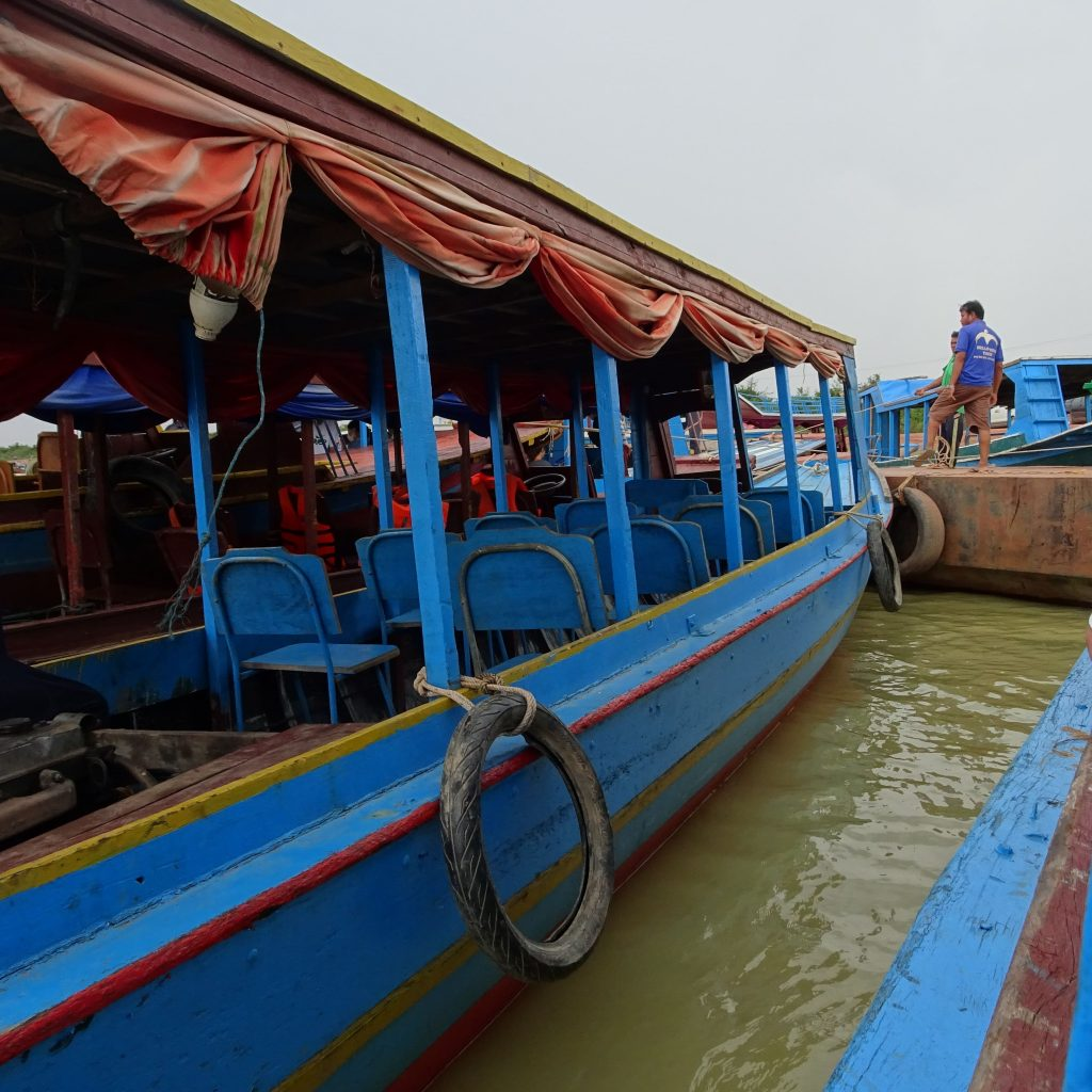 barche per il tour