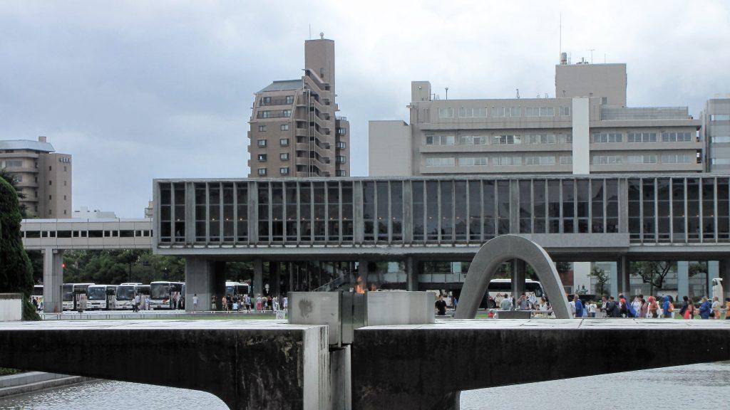 fiaccola hiroshima