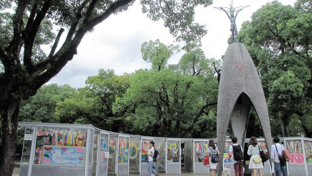 monumento sadako sasaki