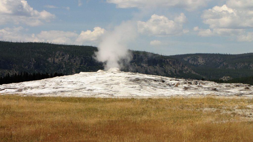 prima dell'eruzione