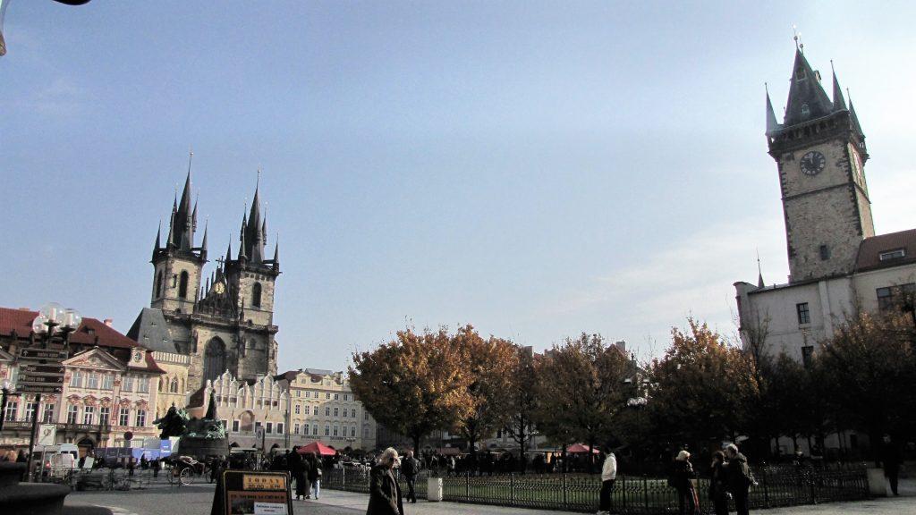 Piazza della città vecchia praga