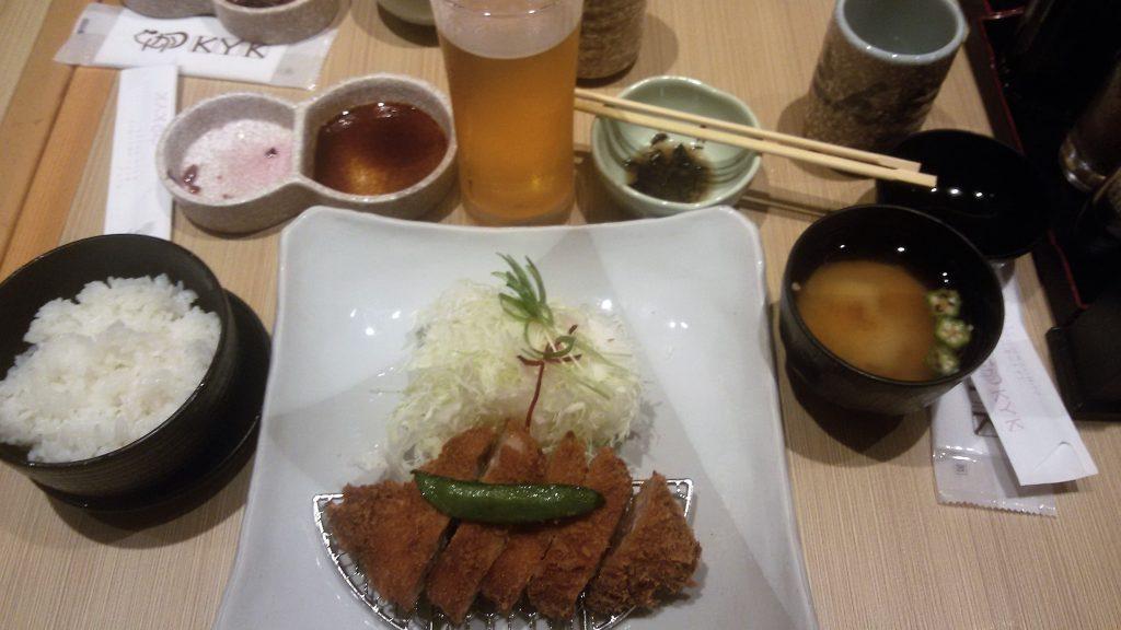 cucina giapponese tonkatsu