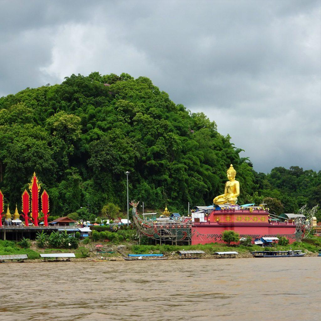 la thailandia dal mekong, chiang rai