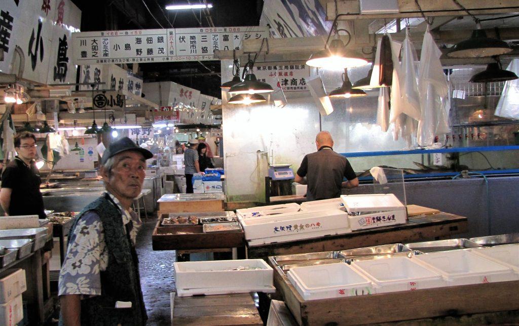 corridoio tsukiji